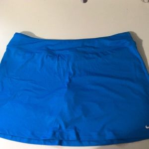 Nike XL tennis skirt